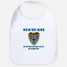 Hawaii Federal Fire Department Bib