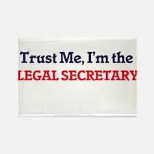 Trust me, I'm the Legal Secretary Magnets
