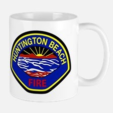 Huntington Beach Fire Mug