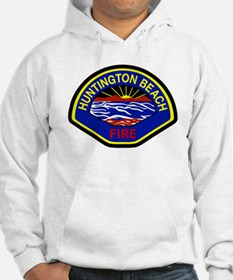 Huntington Beach Fire Hoodie