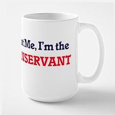 Trust me, I'm the Manservant Mugs