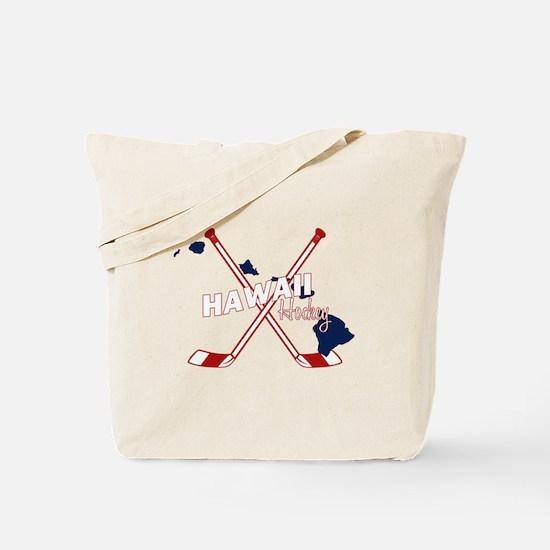 Hawaii Hockey Tote Bag