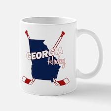 Georgia Hockey Mug