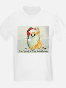 Christmas Pomeranian T-Shirt