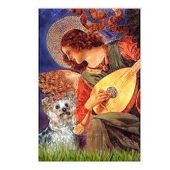 Angel 3 - Yorkshire Terrier Postcards (Package of