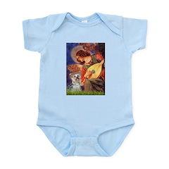 Angel 3 - Yorkshire Terrier Infant Bodysuit