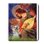 Angel 3 - Yorkshire Terrier Mousepad