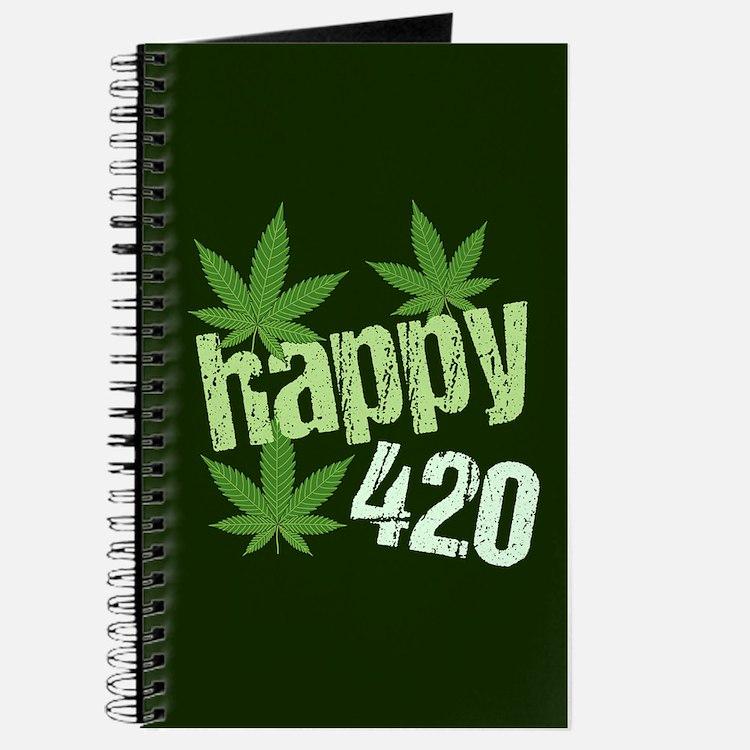 Happy 420 Journal