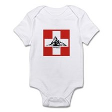 flag&mountain Infant Bodysuit