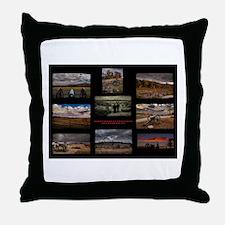 Gettysburg-1 Throw Pillow