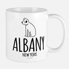 Albany Nipper Dog Mugs