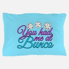 Cute Bunco Pillow Case