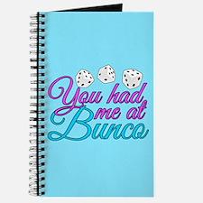 Cute Bunco Journal
