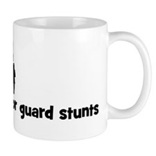 Color Guard stunts Mug
