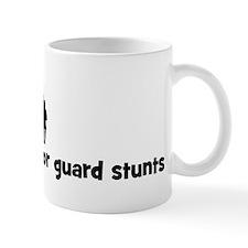Color Guard stunts Coffee Mug