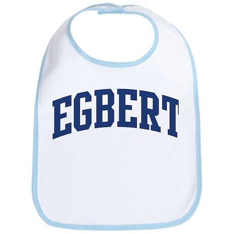 EGBERT design (blue) Bib