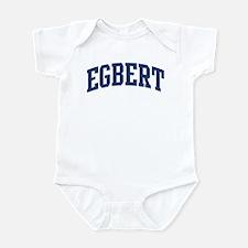 EGBERT design (blue) Infant Bodysuit
