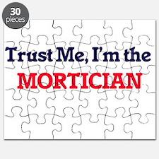 Trust me, I'm the Mortician Puzzle