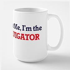 Trust me, I'm the Navigator Mugs