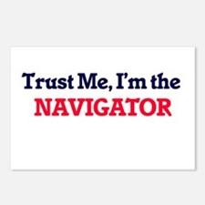 Trust me, I'm the Navigat Postcards (Package of 8)