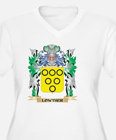 Lowther Coat of Arms - Family Cr Plus Size T-Shirt