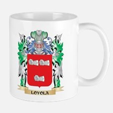 Loyola Coat of Arms - Family Crest Mugs