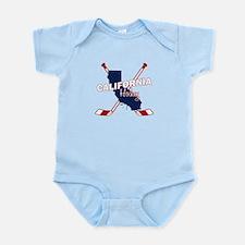 California Hockey Infant Bodysuit