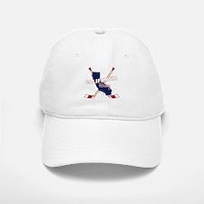 California Hockey Baseball Baseball Cap