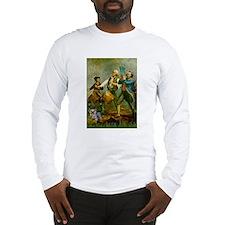 Spirit 76 / Yorkie Long Sleeve T-Shirt