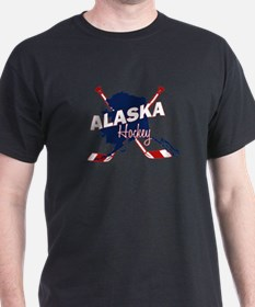 Alaska Hockey T-Shirt