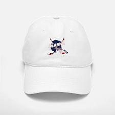 Alaska Hockey Baseball Baseball Cap
