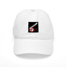 Swiss cow Baseball Cap