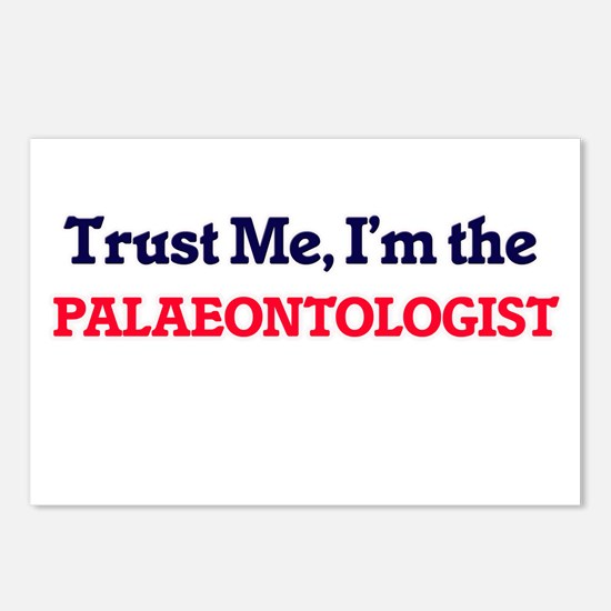 Trust me, I'm the Palaeon Postcards (Package of 8)