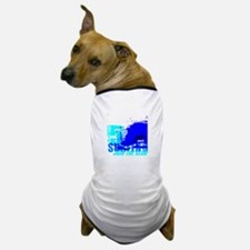 High tech surf Dog T-Shirt