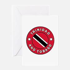 Trinidad and Tobago Greeting Cards
