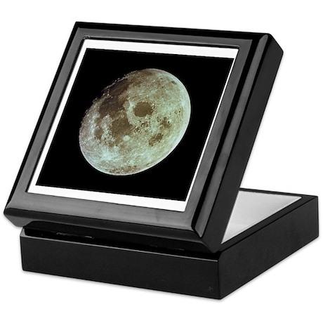 Apollo 11: View of the Moon Keepsake Box