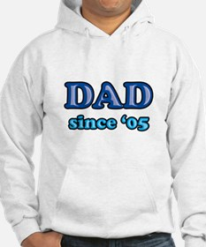 Dad Since 2005 Father's Day Hoodie