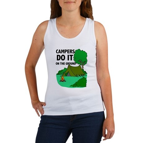 Campers Do It... Tank Top