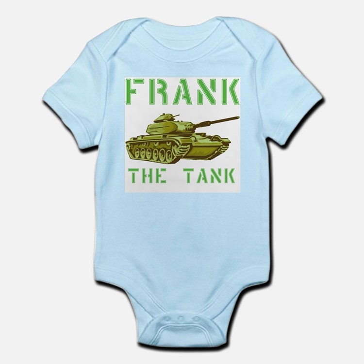 Frank the Tank Body Suit