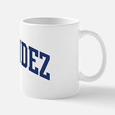 FERNANDEZ design (blue) Mug