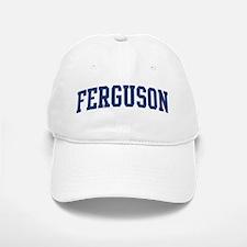 FERGUSON design (blue) Baseball Baseball Cap