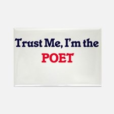Trust me, I'm the Poet Magnets