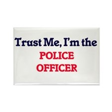 Trust me, I'm the Police Officer Magnets