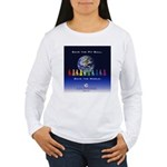 Save the Pit Bull Women's Long Sleeve T-Shirt