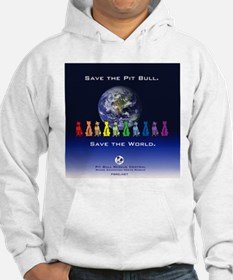 Save the Pit Bull Hoodie