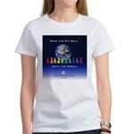 Save the Pit Bull Women's T-Shirt