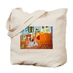 Room / Brittany Tote Bag