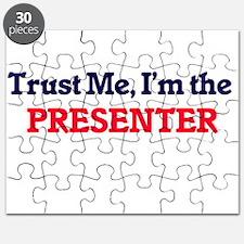 Trust me, I'm the Presenter Puzzle