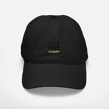Live Love Camp Baseball Hat