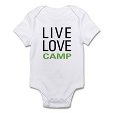 Live Love Camp Infant Bodysuit